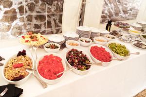 Liverotti: catering e banqueting a Roma dal 1958.